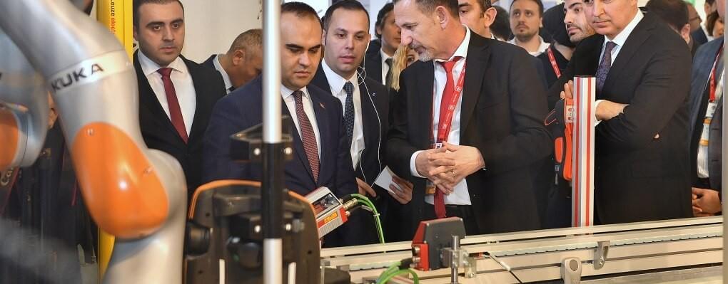 Smart 4.0 Manufacturing Line